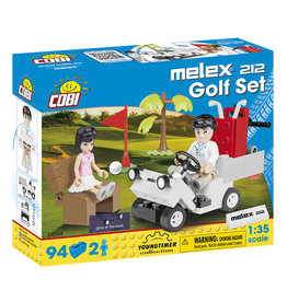 COBI COBI 24554 - Melex Golf Car
