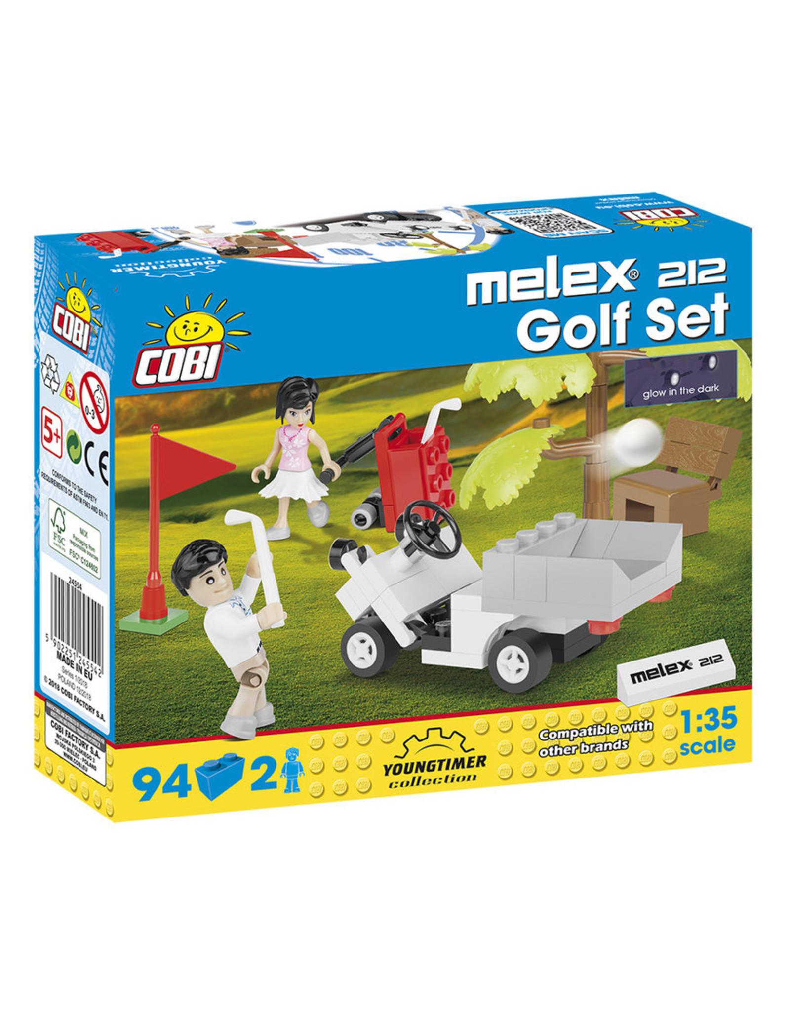 COBI COBI 24554 - Melex Golf Car