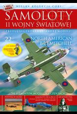 COBI COBI  WW2 Tijdschrift - nr 19-24 B25 Mitchell