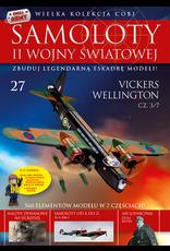 COBI COBI  WW2 Tijdschrift - nr 25-31 Vickers Wellington