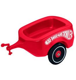 BIG BIG Bobby Car Trailer rood
