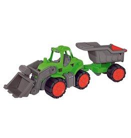 BIG BIG Power Tractor Muldenkipper
