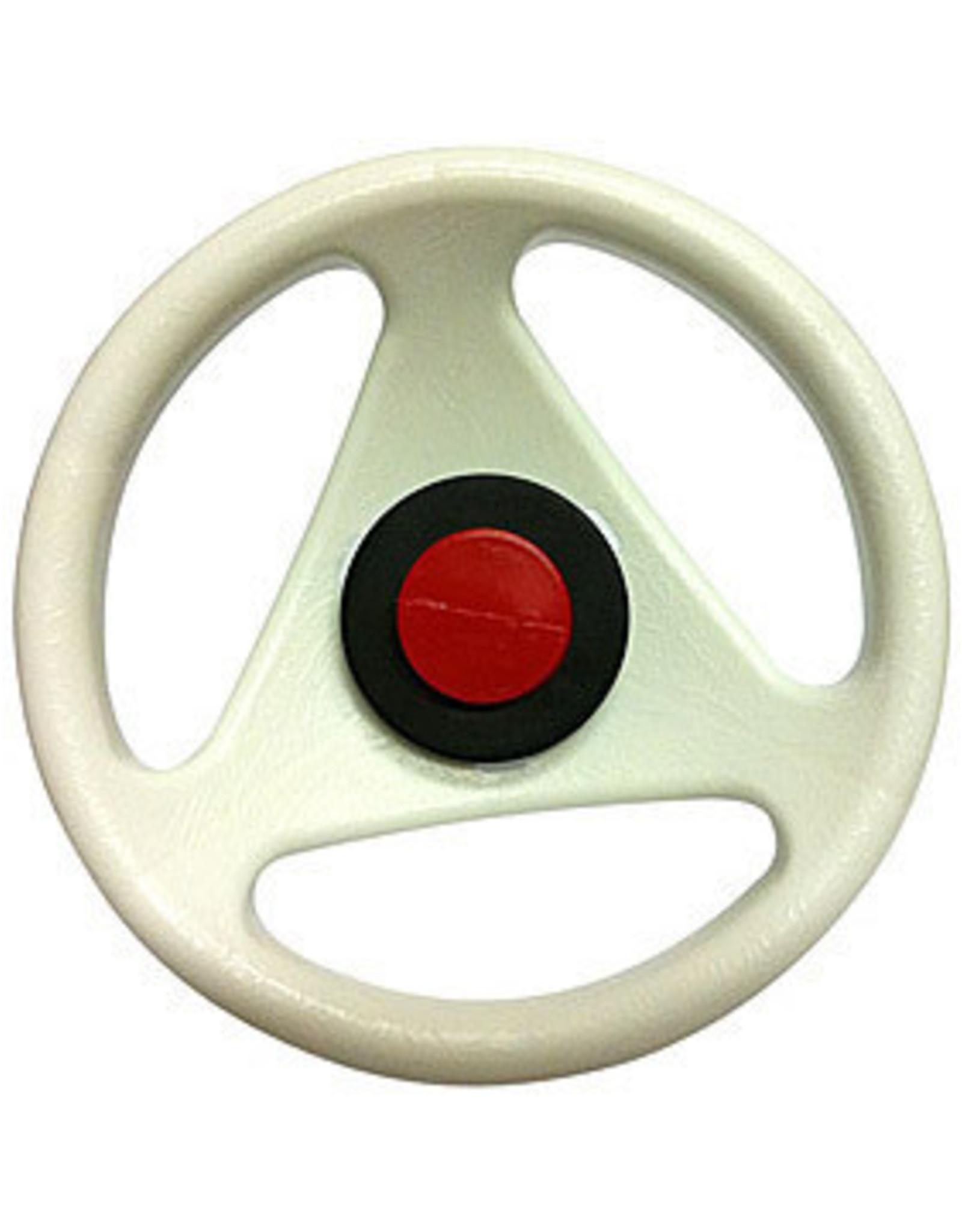 BIG BIG Bobby Car Classic steering wheel white