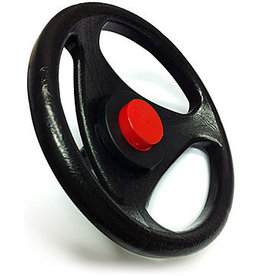 BIG BIG Bobby Car Classic steering wheel black