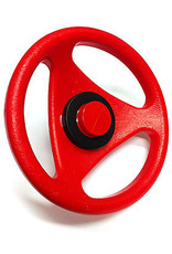BIG BIG Bobby Car Classic steering wheel red