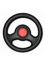 BIG BIG New Bobby Car steering wheel zwart
