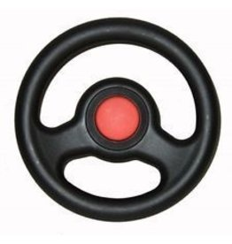 BIG BIG New Bobby Car steering wheel zwart
