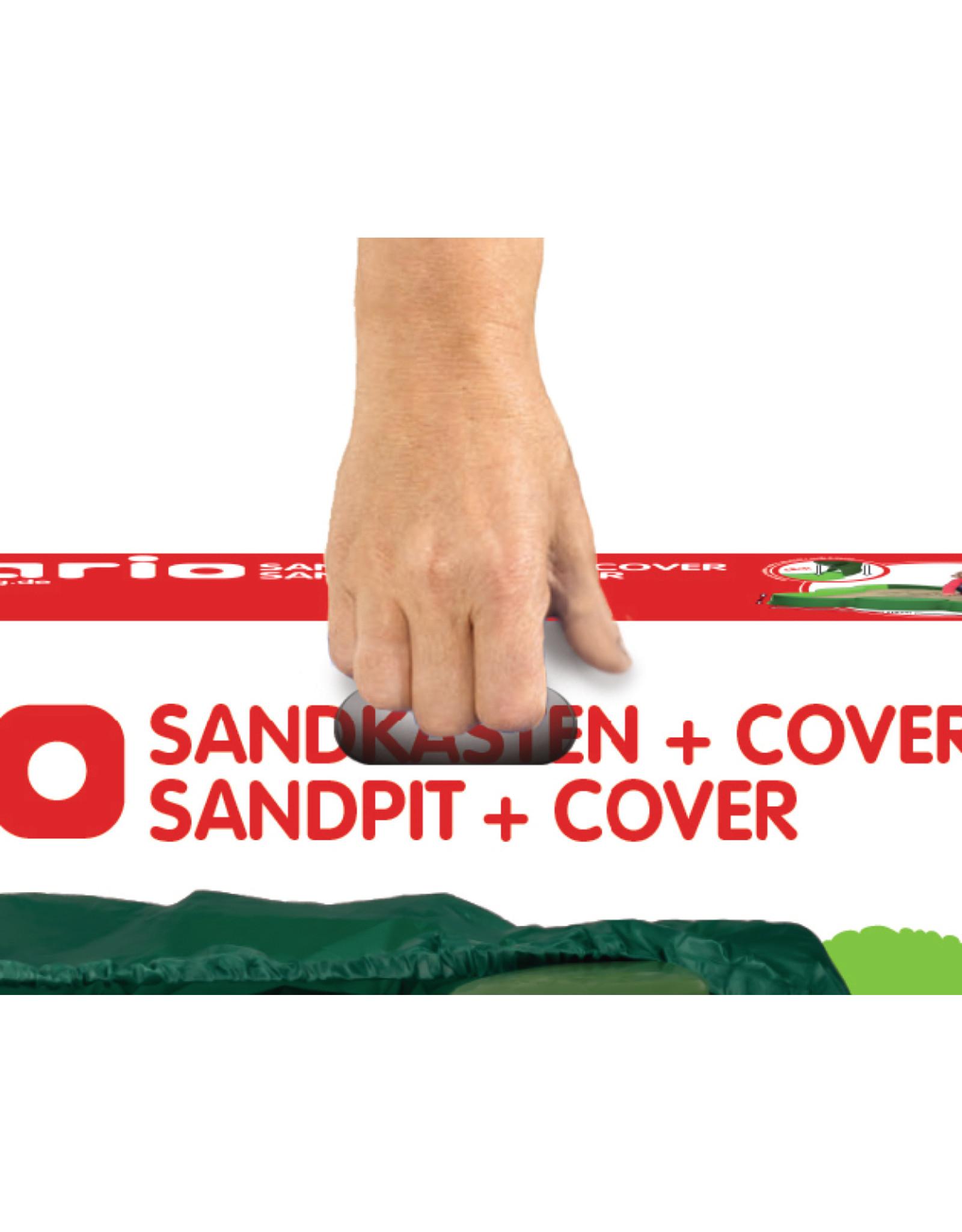 BIG BIG-Vario Sandkasten + Cover