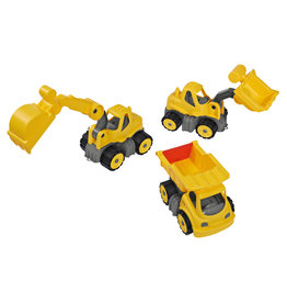 BIG BIG Power Worker mini road-set
