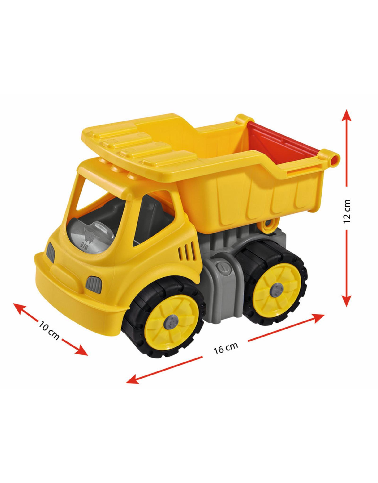 BIG BIG Power Worker mini Strassenbauarbeiten