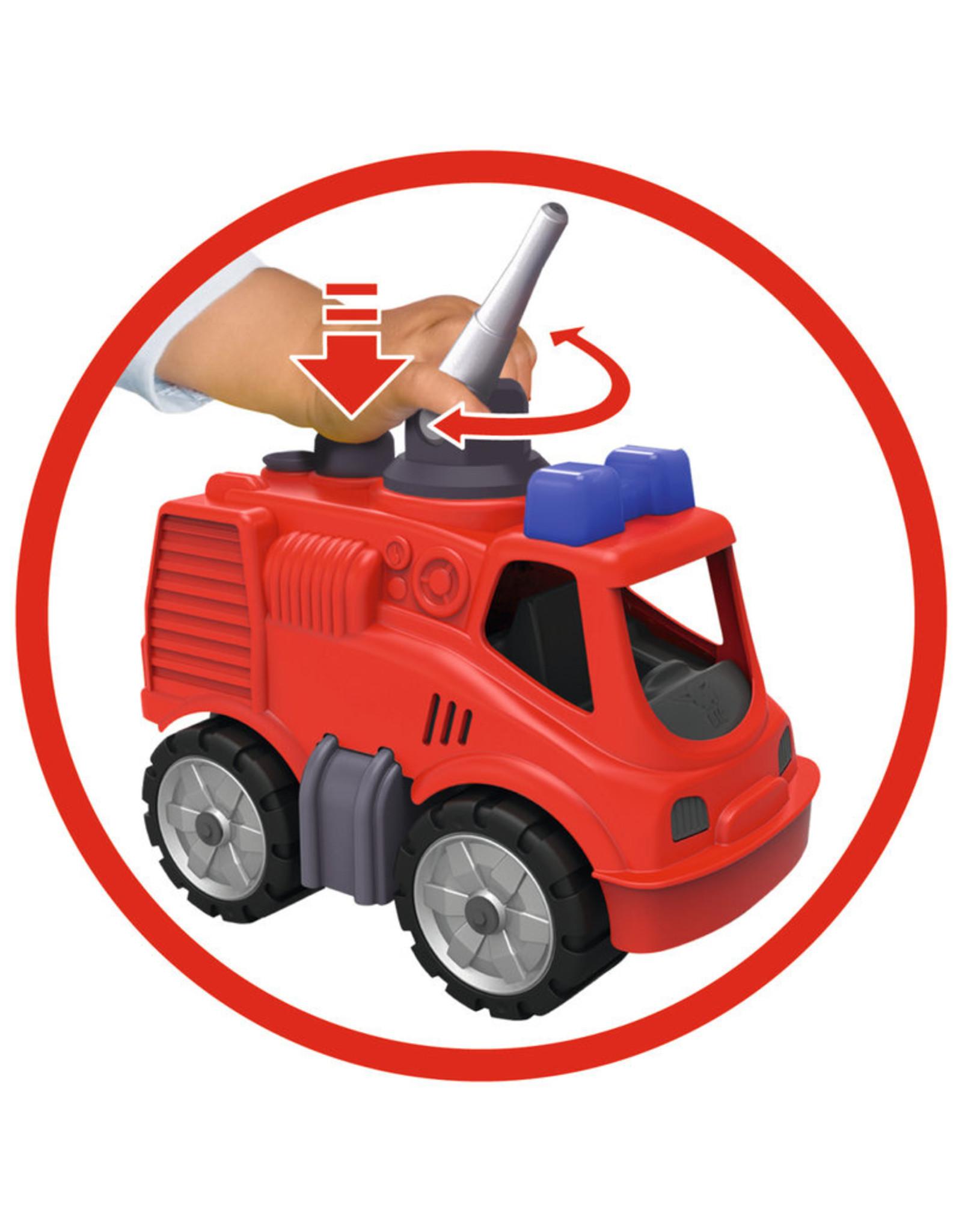 BIG BIG Power Worker Mini Brandweerwagen