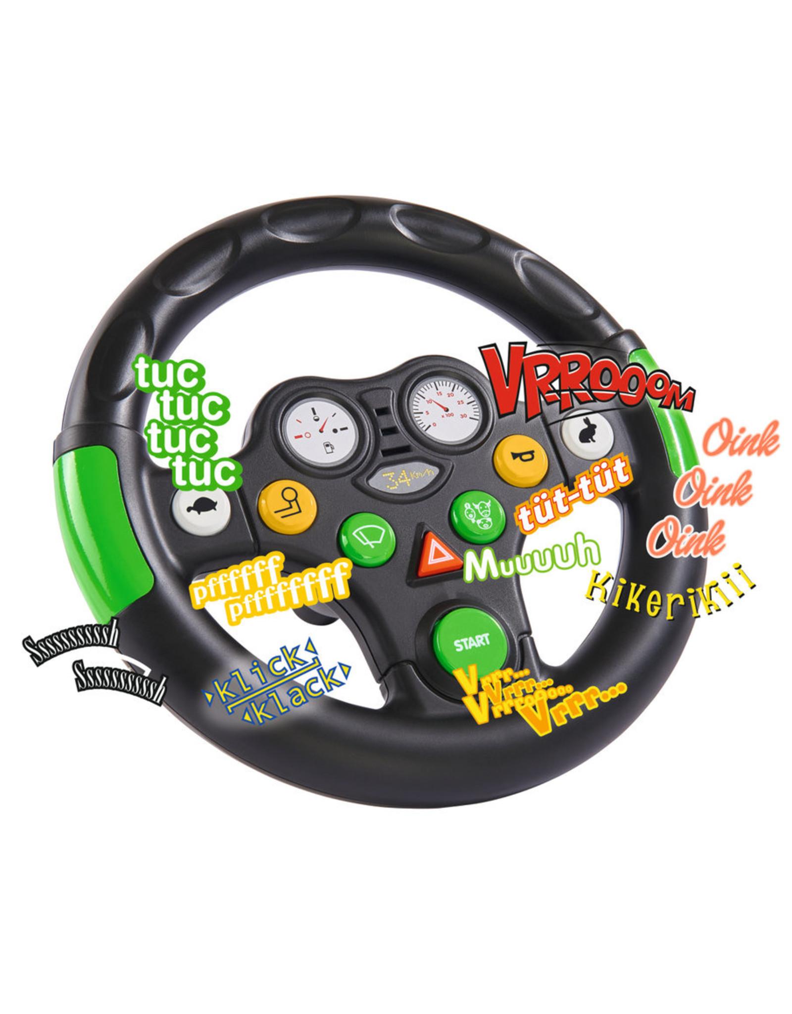 BIG BIG Tractor Sound Wheel