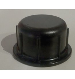 BIG Nut black plastic