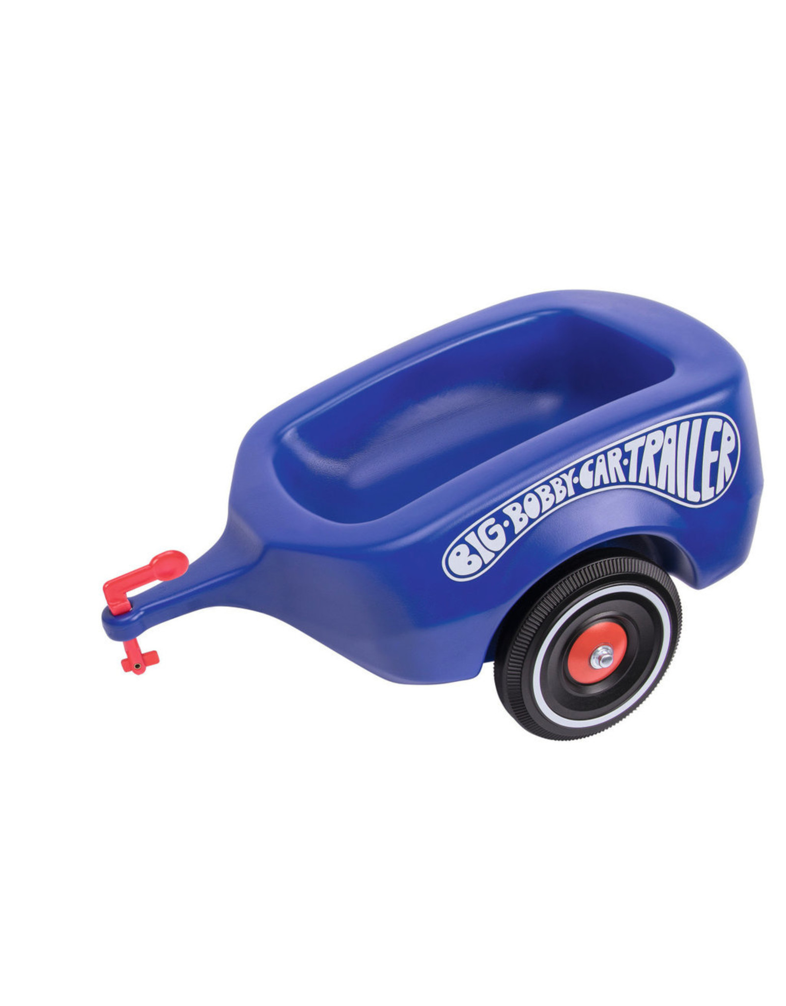 BIG BIG Bobby Car Trailer donker blauw
