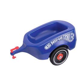 BIG BIG Bobby Car Trailer donker blauw
