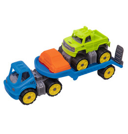 BIG BIG Power Worker Mini Monstertruck-set