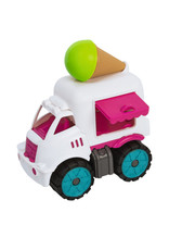 BIG BIG Power Worker mini ijsco wagen
