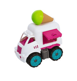 BIG BIG Power Worker Mini Ice Cream Van