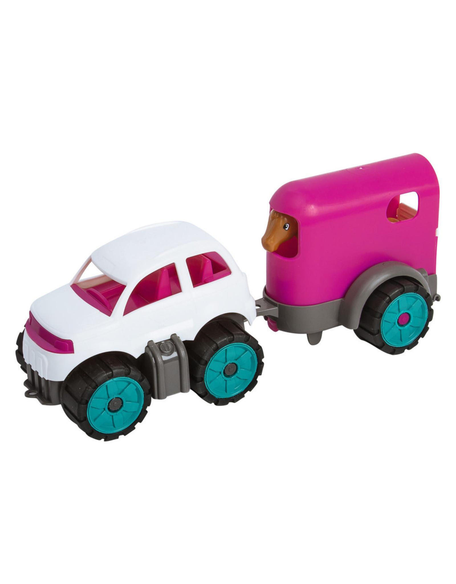 BIG BIG-Power-Worker Mini Ponytransporter-Set