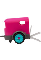 BIG BIG Power Worker mini Paarden trailer-set