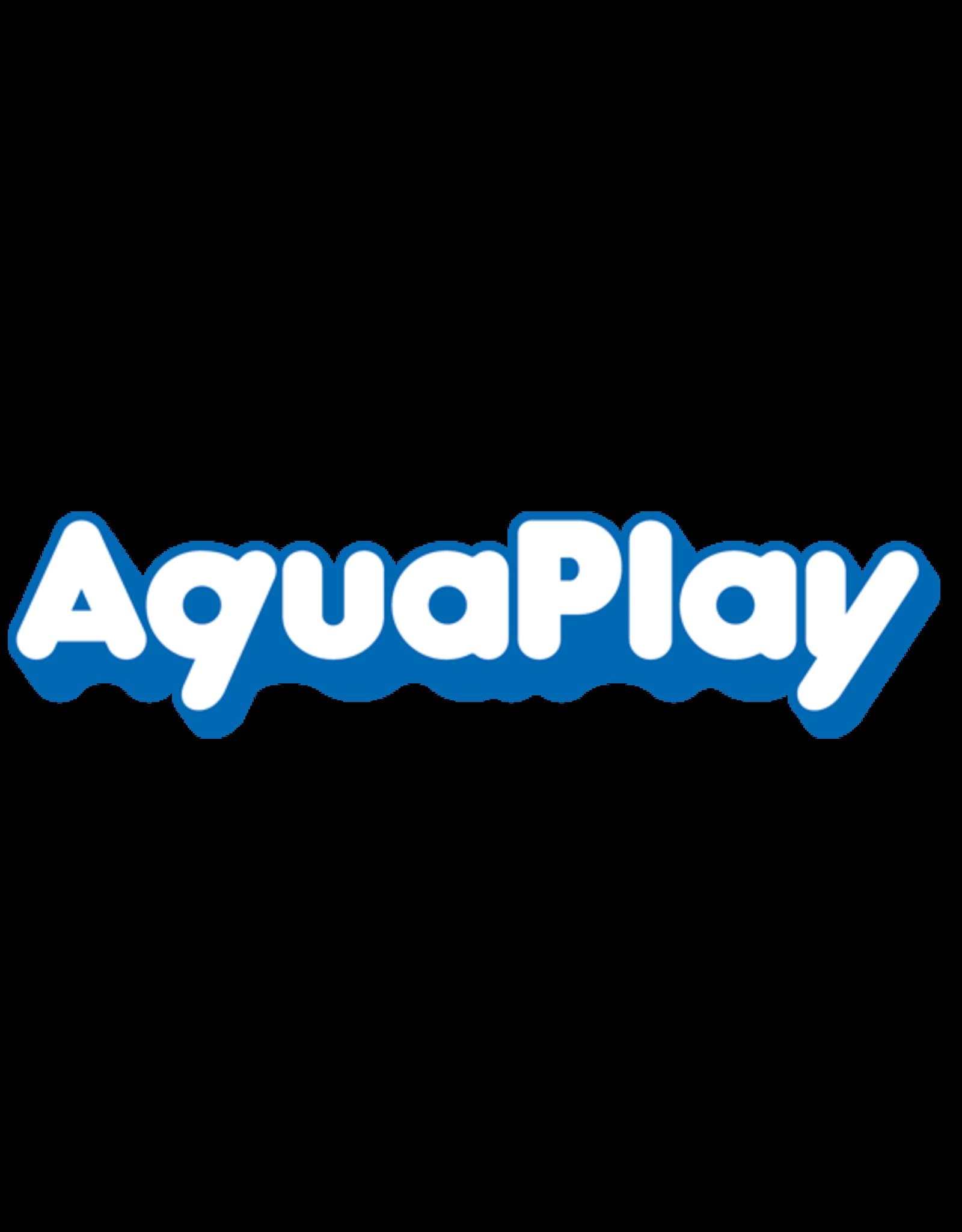 AquaPlay AquaPlay Bocht baanstuk, set van 2
