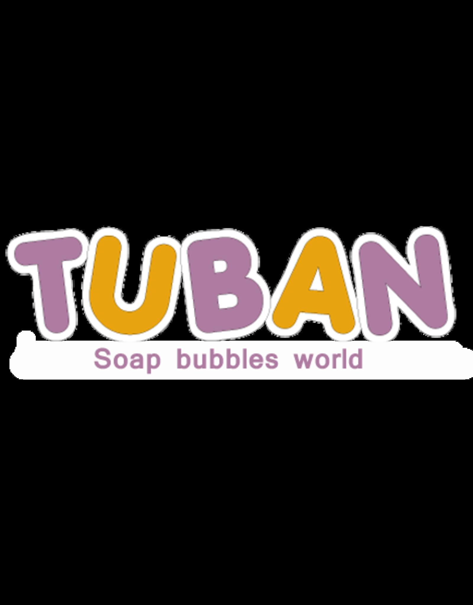 Tuban Mega bellenblaas toverstok - vorm bril