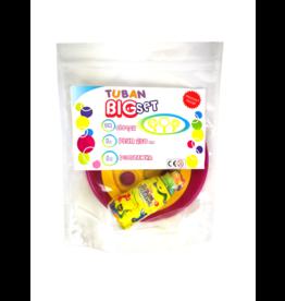 Tuban Soap bubble Big Set 3 Rings
