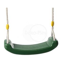 Déko-Play Déko-Play plastic swing seat green