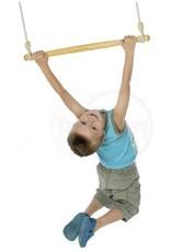 Déko-Play Déko-Play trapeze ergonomisch van essen hout