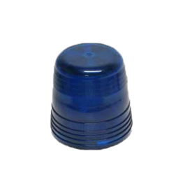 BERG Blue Lens for flashing light