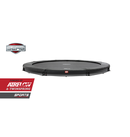 BERG Champion Inground 330 Grijs - trampoline Sports
