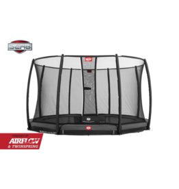 BERG BERG Inground Champion Grey 430 + Safety Net Deluxe
