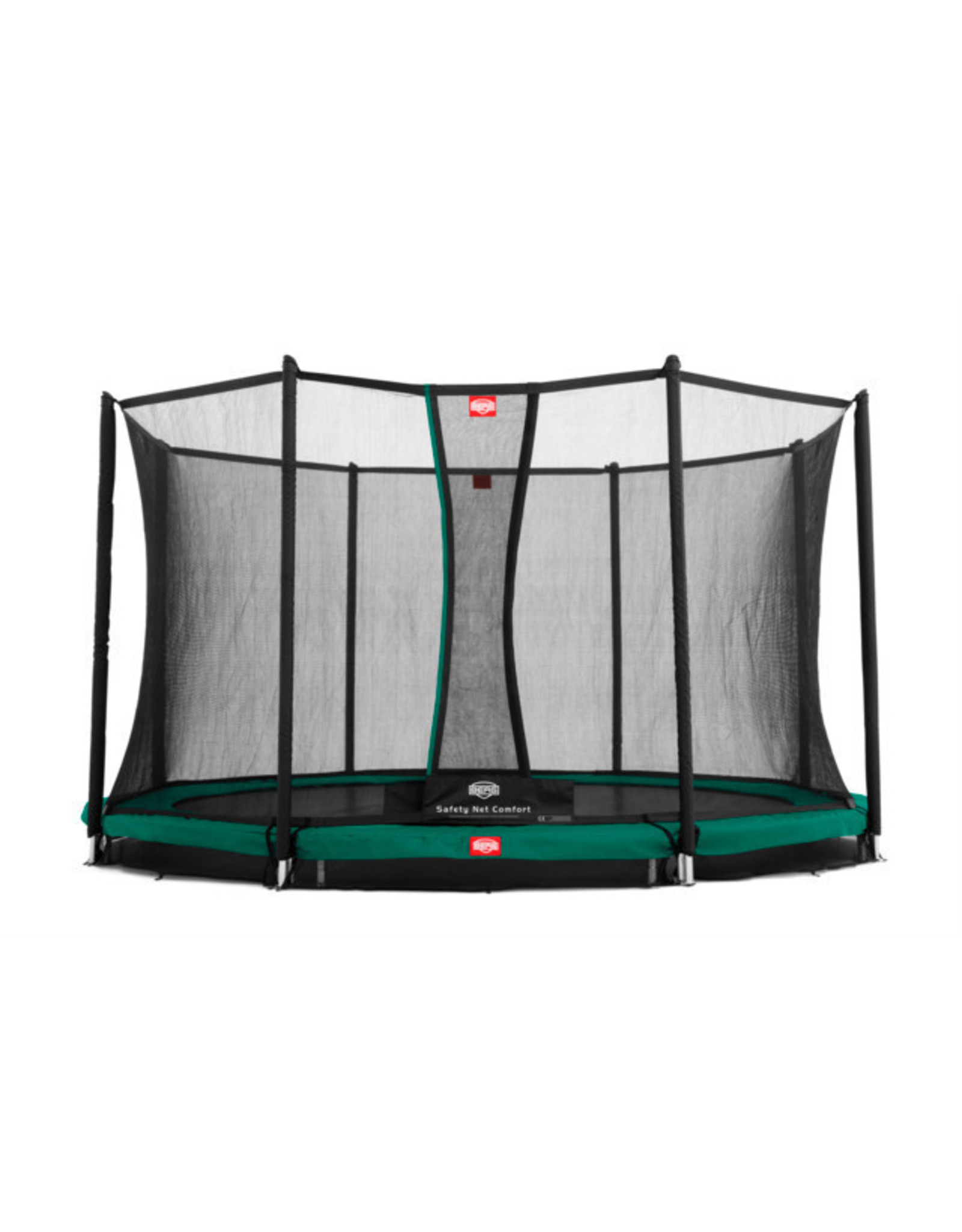 BERG BERG Inground Favorit Green 430 + Safety Net Comfort