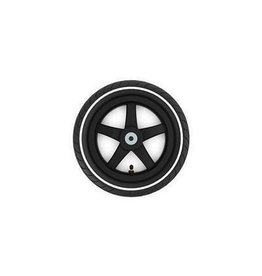 BERG BERG Buddy Wheel 12,5X8 black slick with white stripe