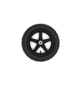 BERG BERG Buddy Wheel 12,5X8 black Cross