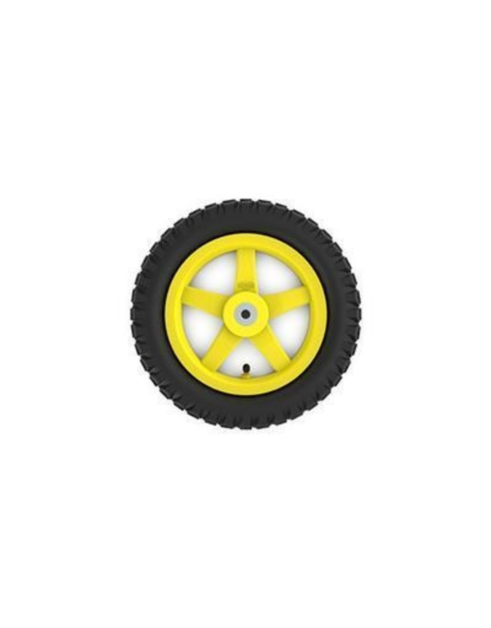 BERG BERG Buddy wiel 12,5X8 geel Cross
