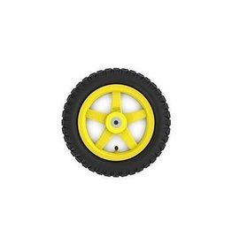 BERG BERG Buddy Wheel 12,5X8 yellow Cross