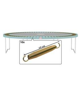 BERG BERG GoldSpring Solo 10x - spring Favorit trampoline