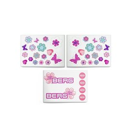 BERG BERG Buzzy Bloom stickerset