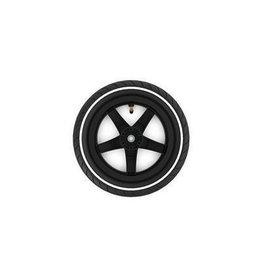 BERG Rad schwarz 12.5x2.25-8 Slick (mit Streifen) Antrieb