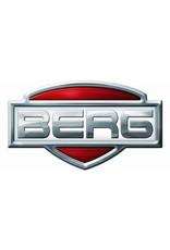 BERG BERG Buddy wiel 12,5X8 zwart slick witte streep -aandrijf