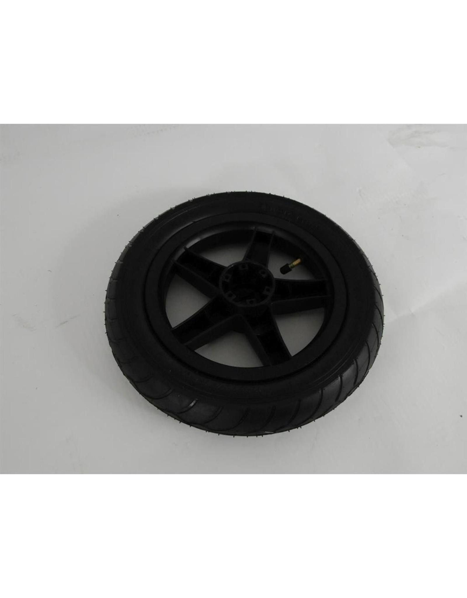 BERG BERG Buddy wiel 12,5X8 zwart slick -aandrijf
