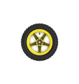 BERG BERG Buddy Wheel 12,5X8 yellow all terrain - traction