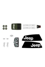 BERG BERG Stickerset Jeep Revolution