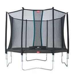 BERG BERG Favorit Grijs 330 + Safety Net Comfort