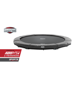 BERG Elite InGround 330 Grijs - trampoline Sports