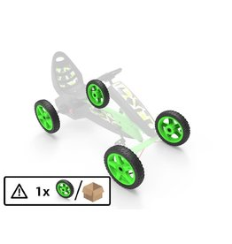 BERG Wheel green 12.5x2.50-9 all terrain - BERG Rally