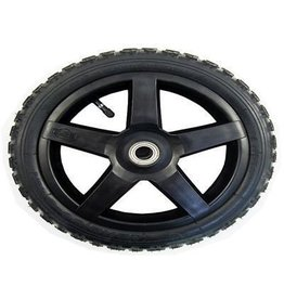 BERG Wheel black 12.5x2.50-9 all terrain - BERG Rally