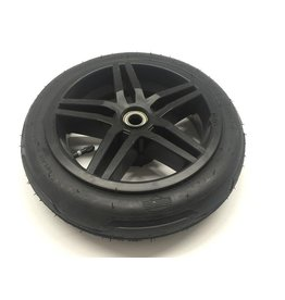 BERG Wheel black 12.5x3.00-9 slick - BERG Rally