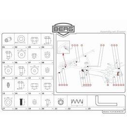 BERG BERG XL Frame - Assembly set for frame box